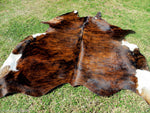 Authentic full cow hide