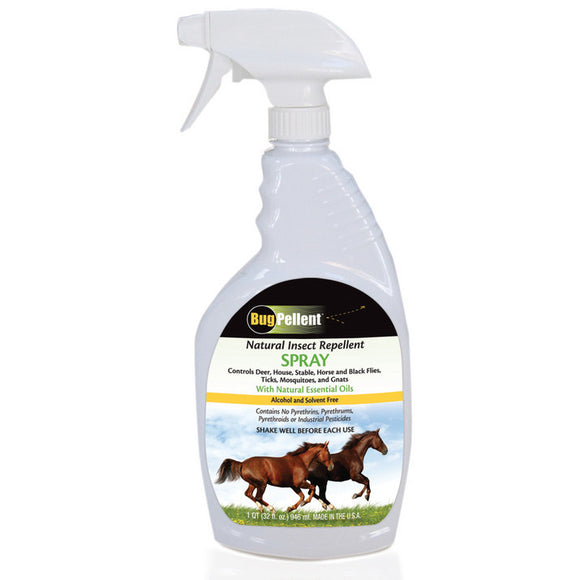 BugPellent Fly & Tick Spray