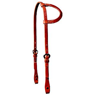 Antique Slip Ear Headstall