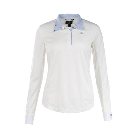 Horze Blaire Long Sleeved Functional Show Shirt