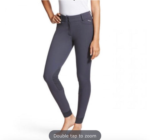 Ariat Olympia Arcadia Low Rise Knee Patch Breeches
