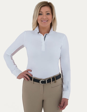 Noble Outfitters Allison Pull On Show Shirt