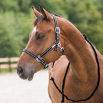 Horze Supreme Cooper Halter and Lead set