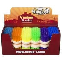 Tough 1 Bright Bristle Brush