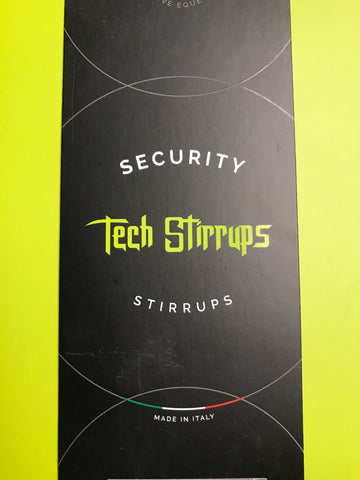 Venice Tech Security Stirrups