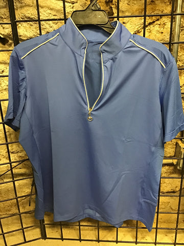 Chestnut Bay Short Sleeve Ice Fit