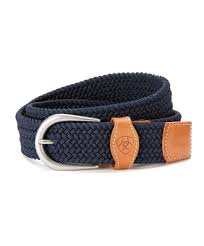 Ariat One Rail Woven Belt
