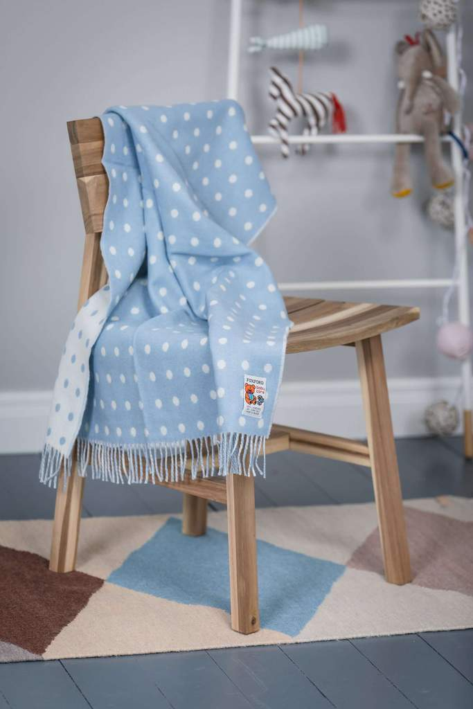 Foxford Baby Blanket
