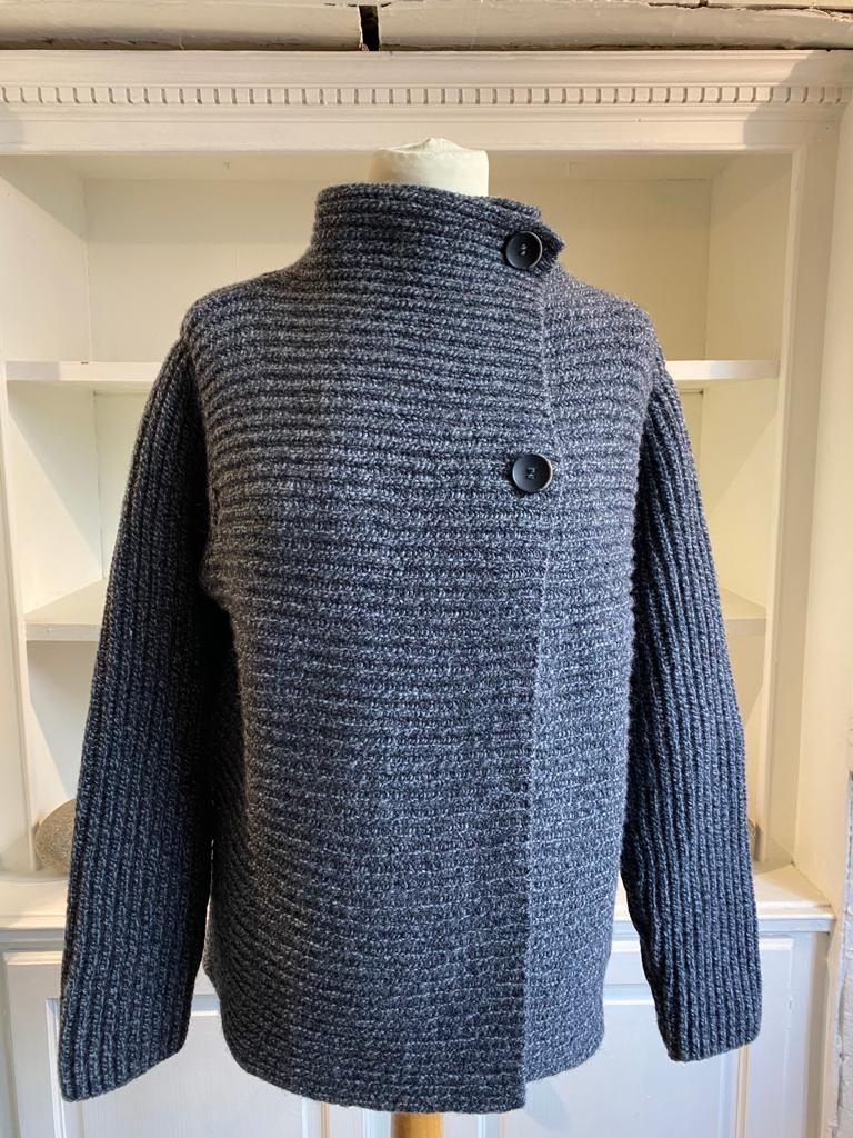 Cardigan by Fisherman - Out of Ireland