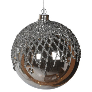 Diamond Glitter Bauble