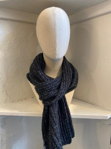 Luxe Ribbed Scarf