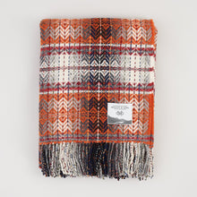 Load image into Gallery viewer, Diamond Weave Throw (more colours available)
