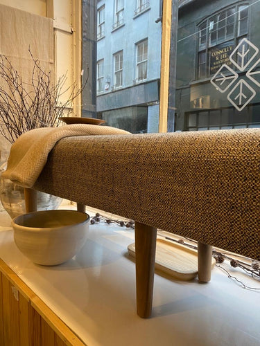 Tweed Dining Bench