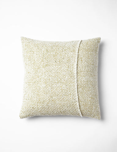 Mended Tweed Cushion