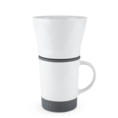 Brew: Pour Over and Coffee Mug Set