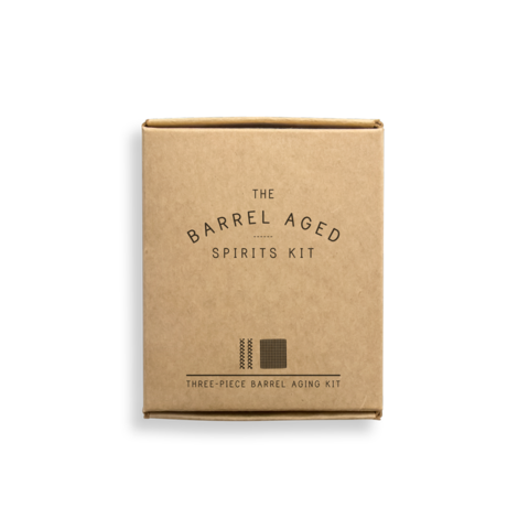 Barrel Aged Spirits Kit in Box