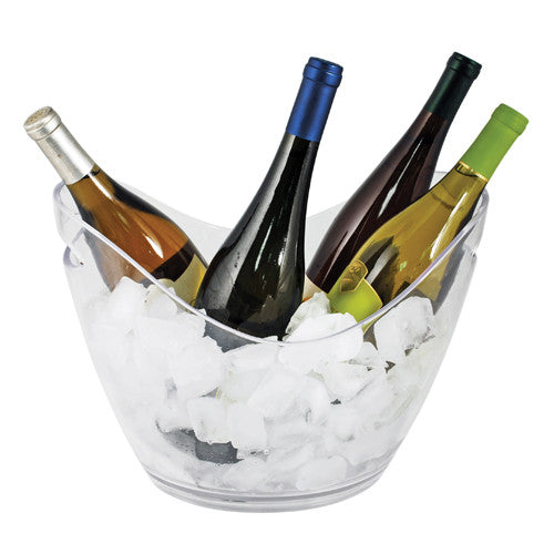 Chill 4 Bottle Modern Ice Bucket