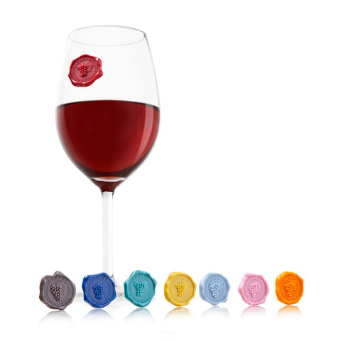 Wine Glass Markers (Set of 8)