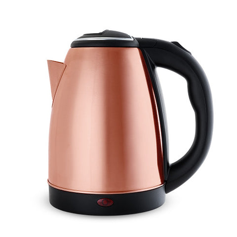 Parker Rose Gold Electric Tea Kettle
