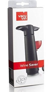 Vacu Vin Wine Saver w/2 Stoppers