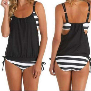 Halter Top Vintage Swimsuit