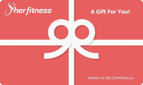 Gift Card - HerFitness