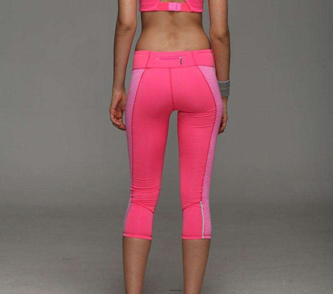 Image of Spandex Compression Running Tights -  - HerFitness.co - 15