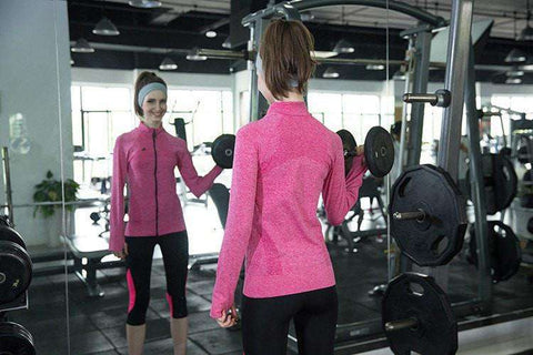 Active Zippered Sports Sweater (5 Colors) - HerFitness - 5