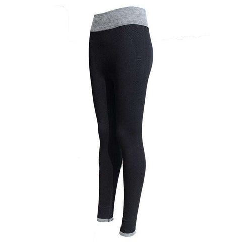 Image of Active Mid Waist Fitness Leggings - leggings - HerFitness.co - 8