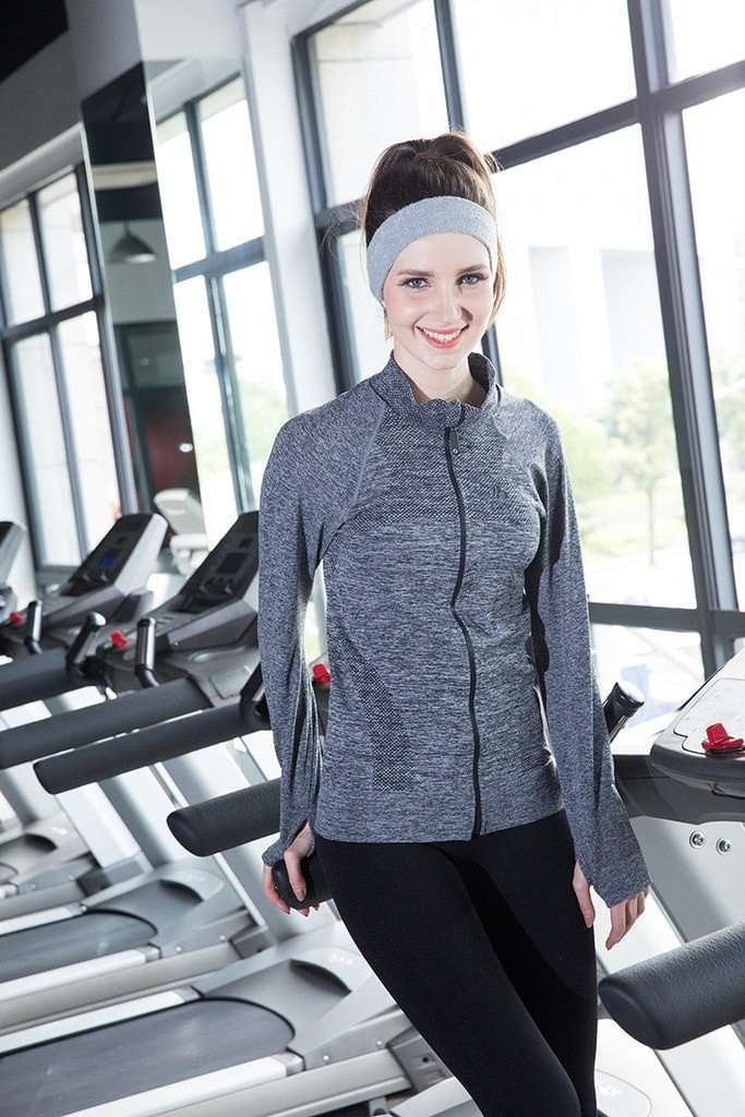 Active Zippered Sports Sweater (5 Colors) - HerFitness - 9