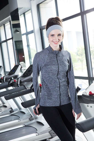 Image of Active Zippered Sports Sweater (5 Colors) - HerFitness - 9
