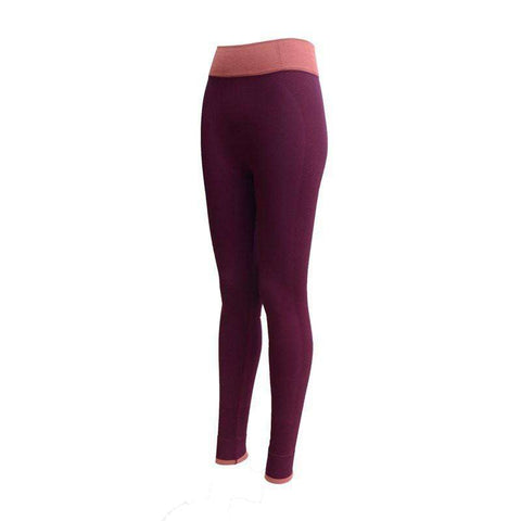 Image of Active Mid Waist Fitness Leggings - leggings - HerFitness.co - 11