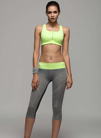 Image of Spandex Compression Running Tights -  - HerFitness.co - 6