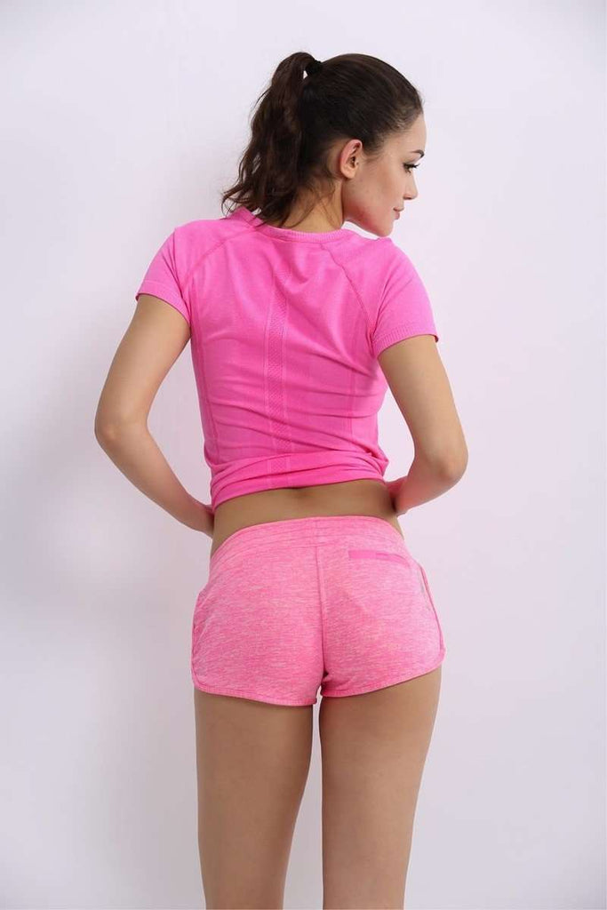 Womens Running Fitness Shorts