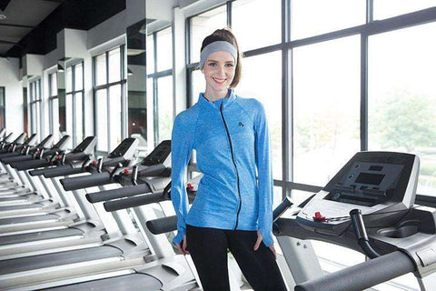 Image of Active Zippered Sports Sweater (5 Colors) - HerFitness - 8