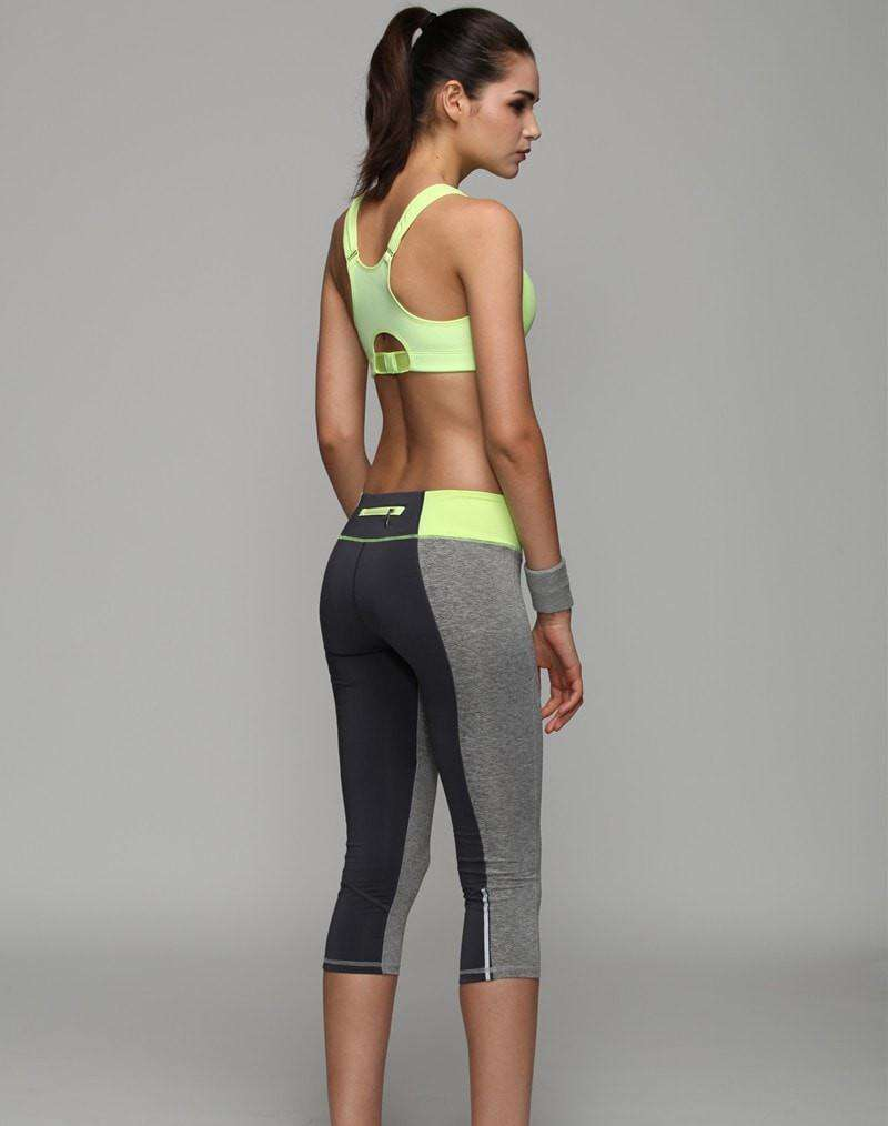 Spandex Compression Running Tights -  - HerFitness.co - 4