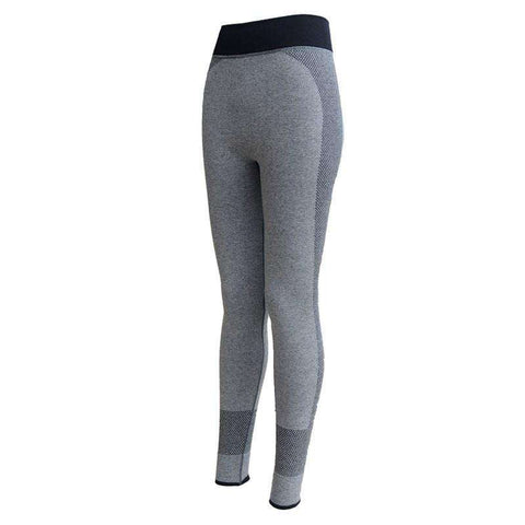 Image of Active Mid Waist Fitness Leggings - leggings - HerFitness.co - 9