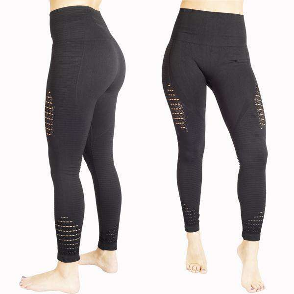 Stretch Fit Contour Leggings