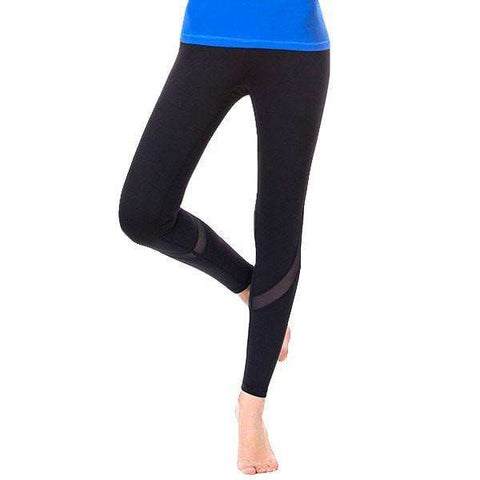 Image of Compression Cool Mesh Leggings - leggings - HerFitness.co - 6