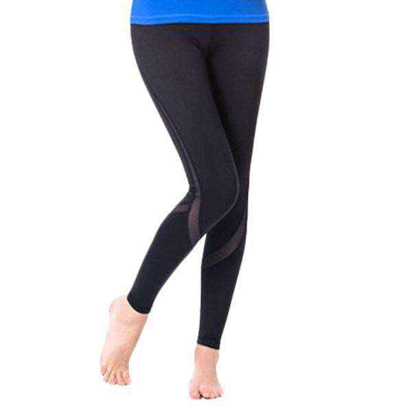 Compression Cool Mesh Leggings - leggings - HerFitness.co - 5