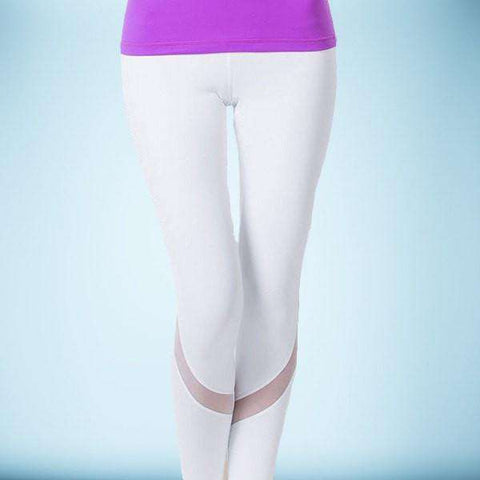 Image of Compression Cool Mesh Leggings - leggings - HerFitness.co - 10