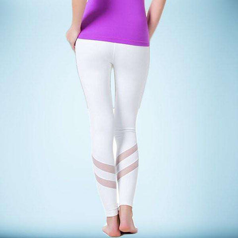 Image of Compression Cool Mesh Leggings - leggings - HerFitness.co - 7