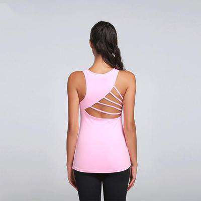 Image of Hollow Back Stripe Tank