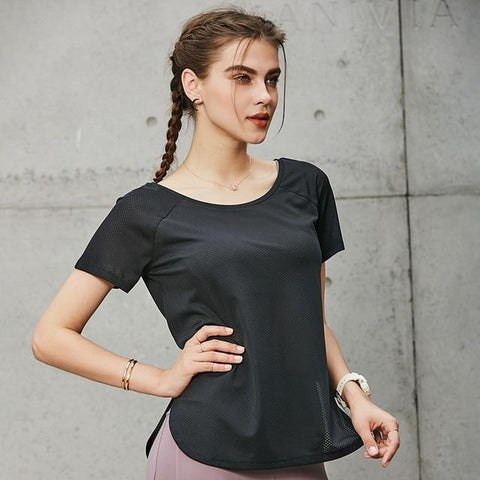 Reversible Running Top