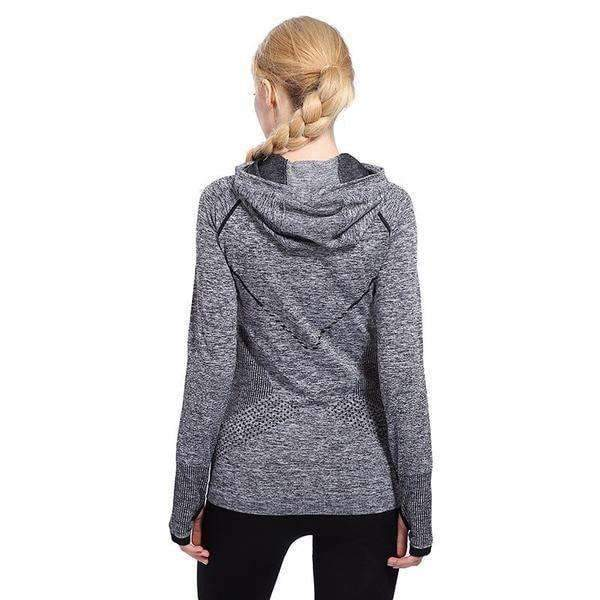 Breathable Sports Hoodie