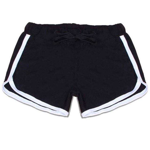 Side Split Workout Shorts