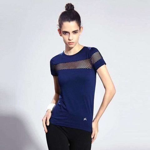 Image of Hollow Net Super Soft Shirt
