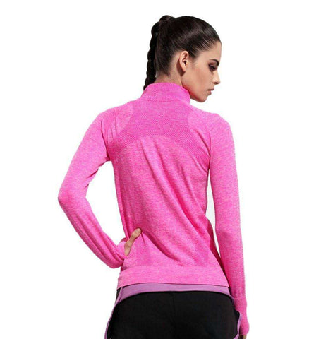 Image of Breathable Quick Dry Running Jacket