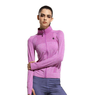 Breathable Quick Dry Running Jacket