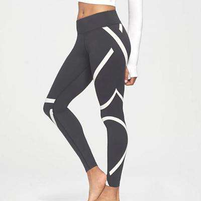 Ribbon Stripe Leggings